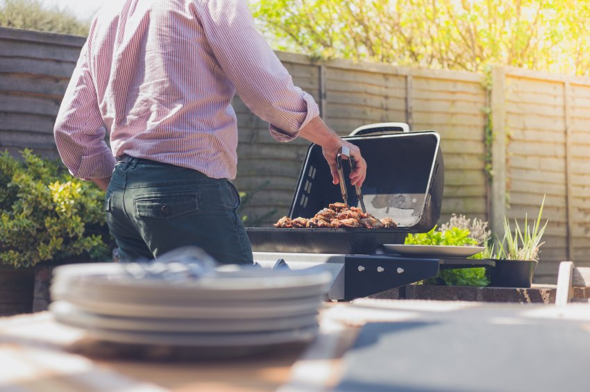 Summer Grilling Safety Tips
