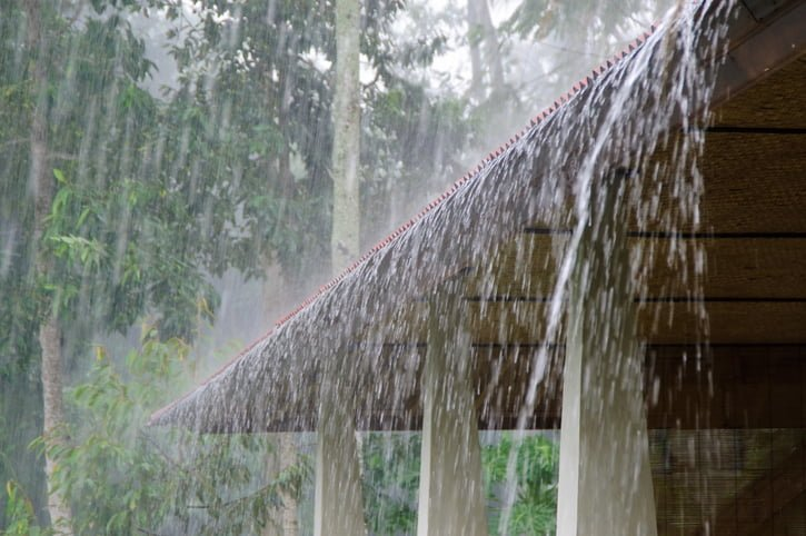 Heavy Rain Can Lead to Heavy Damage