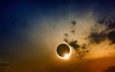 Blue Ridge Eclipse