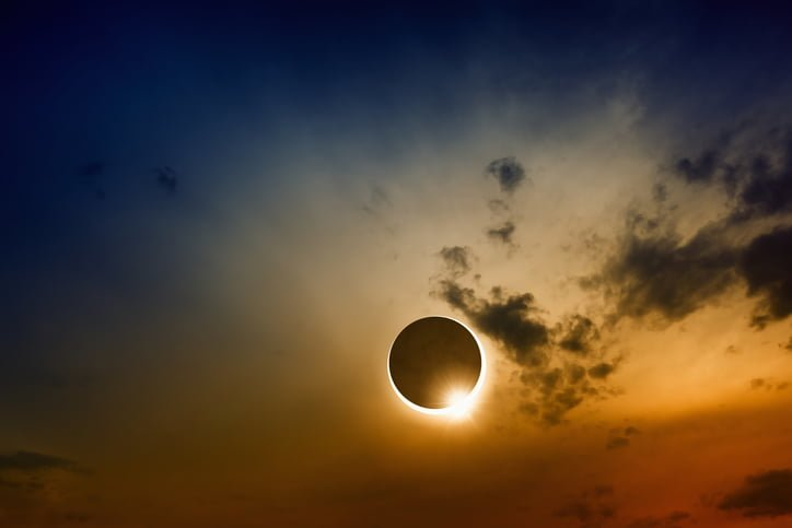 Blue Ridge Eclipse